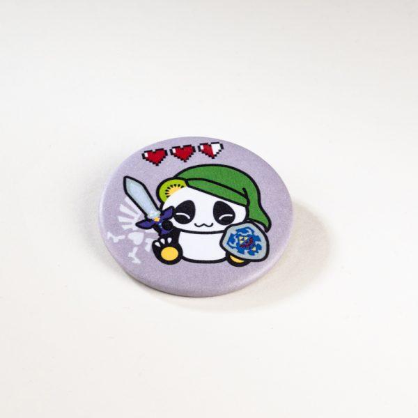 Badge Pandakiwi Legend of panda