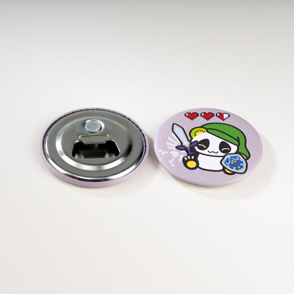 Magnet décapsuleur Pandakiwi Legend of Panda