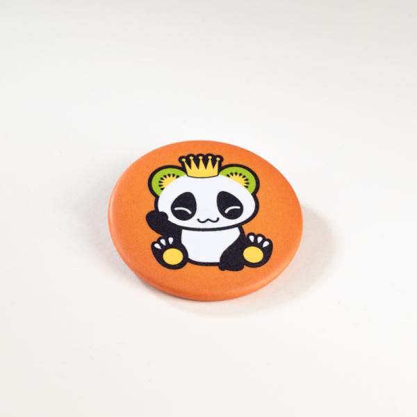 Badge Pandakiwi Pandaking