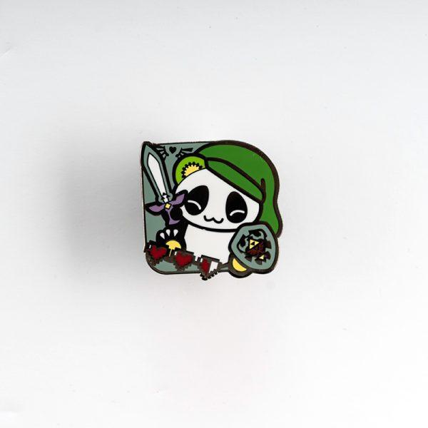 Pin's Pandakiwi