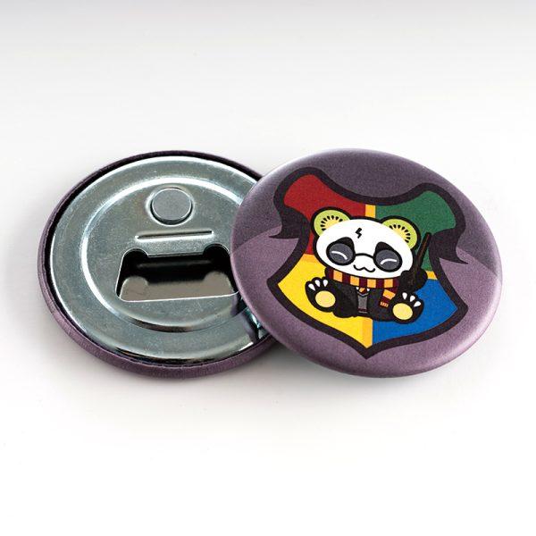 Magnet kawaii Pandakiwi Panda Potter