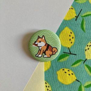 Badge Pandakiwi