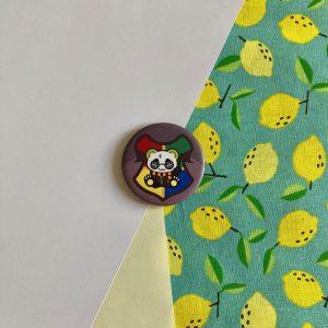 Magnet décapsuleur Panda Potter
